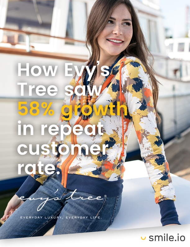 Shopify Case Study: Evy's Tree