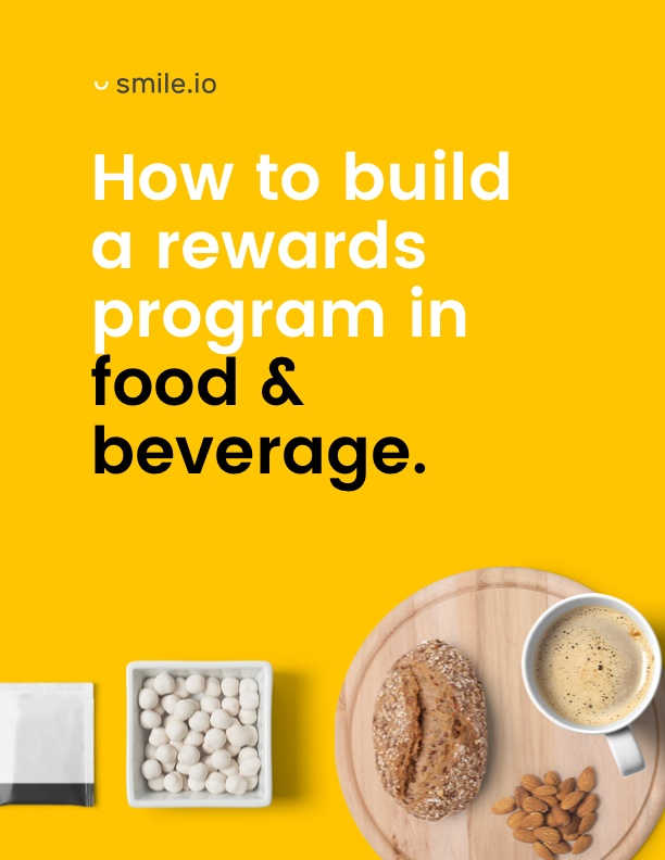 How to Build a Rewards Program in Food & Beverage