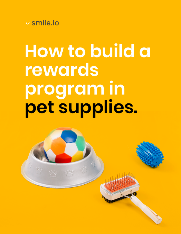 How to Build a Rewards Program in Pet Supplies