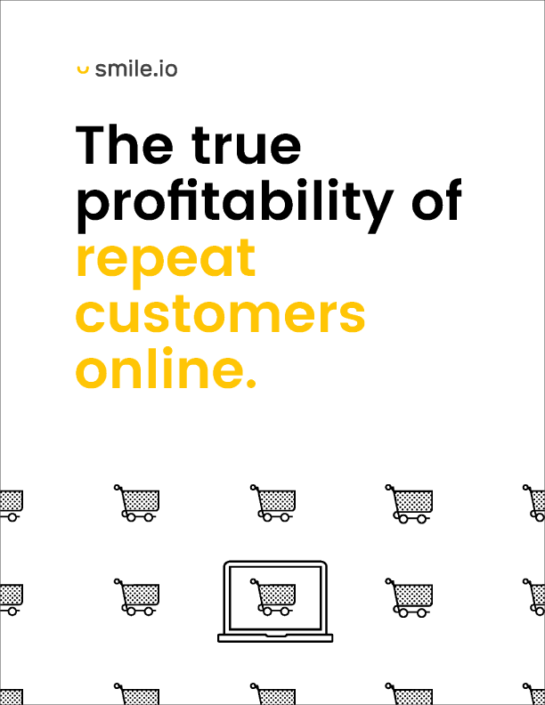 Research Paper: The true profitability of repeat customers online