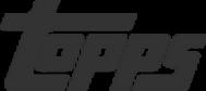 Topps logo black